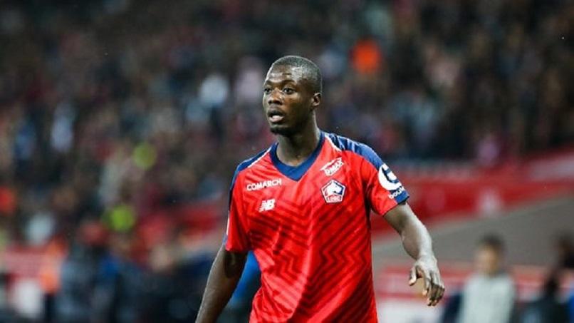Mercato - Pépé a quasiment choisi Arsenal, à part si le PSG fait une «offensive» de dernière minute selon La Voix du Nord