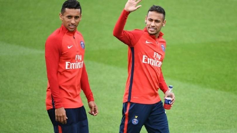 Pour Luan, un départ de Neymar n'affectera pas plus que ça Marquinhos même s'il préfère qu'il reste