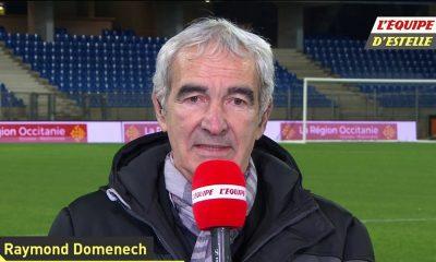 """Domenech défend le PSG, critiqué en permanence, """"c'est la France contre Paris"""""""