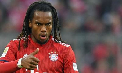Renato Sanches ne viendra pas au Paris Saint-Germain