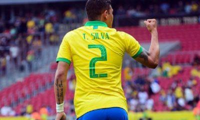"""Thiago Silva """"J'ai beaucoup travaillé pour revenir....ça va faire du bien de souffler avec un titre en poche."""""""
