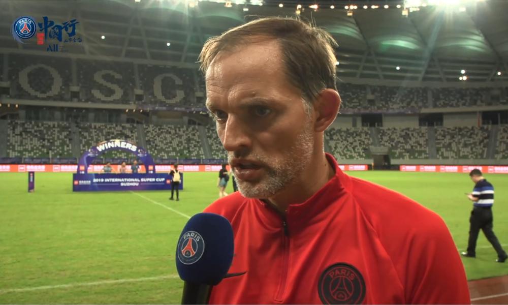Thomas Tuchel revient sur la victoire du PSG face au Sydney FC et encense les jeunes