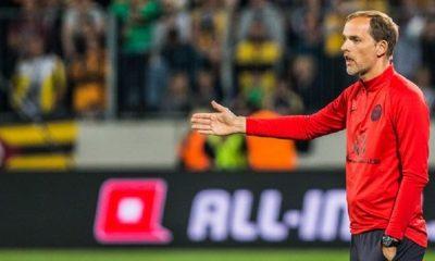 Tuchel La situation être Neymar et moi est claire...Il fait partie du vestiaire