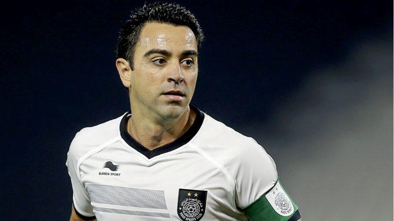 """Xavi """"Neymar serait une bonne recrue pour le Barca...mais je pense que c'est très difficile"""""""