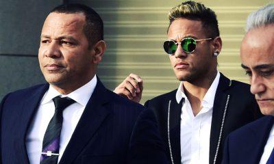Mercato - Le clan Neymar confiant quand à un transfert vers Barcelone selon Le Parisien