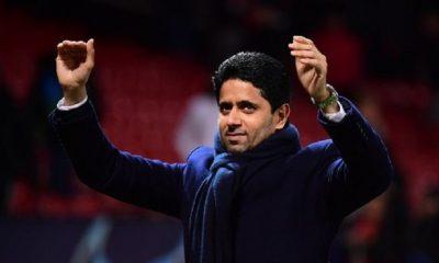 """Nasser Al-Khelaïfi a """"toute confiance dans la capacité du club à donner son maximum"""""""