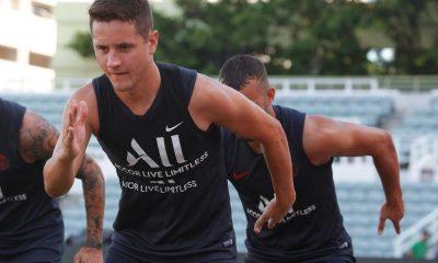 Ander Herrera est blessé pour 3 à 4 semaines, annonce le PSG