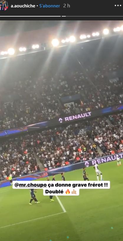 Les images du PSG ce dimanche : libération de Paris et victoire contre Toulouse