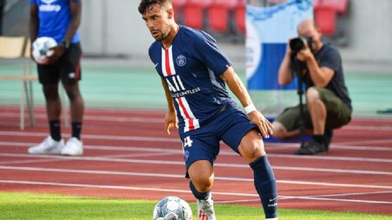 PSG/Nîmes - Bernat «C'est une belle manière de commencer la saison, devant nos supporters.»