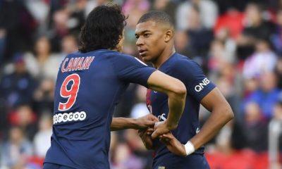 """Cavani : Mbappé, """"quand tu joues avec un tel joueur, tu te comprends très vite"""""""