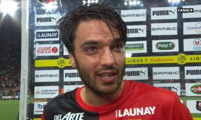 """Rennes/PSG - Grenier: """"On l'avait bien préparé. Je crois qu'on a mérité les 3 points"""""""