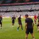 PSG/Rennes - Tous les Parisiens à l'entraînement ce vendredi, Neymar a dû écourter un peu à cause d'un coup