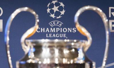 Les 4 chapeaux pour le tirage des groupes de la Ligue des Champions
