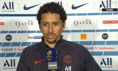 Marquinhos évoque l'agitation autour de Neymar et répond aux félicitations du Parc des Princes