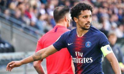 PSG/Rennes - Marquinhos évoque son temps de jeu, la performance de l'équipe et l'état d'esprit
