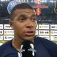 """PSG/Rennes - Mbappé """"Dans l'état d'esprit on y était tous. On ramène cette coupe pour nos supporters."""""""