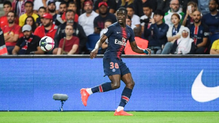 Mercato - La Juventus Turin a appelé le PSG pour Nsoki, selon L'Equipe