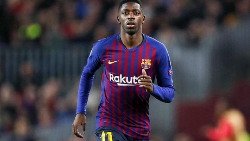 Mercato - Le PSG a tenté d'avoir Dembélé aussi dans l'échange de Neymar, mais il veut rester au Barça d'après L'Equipe