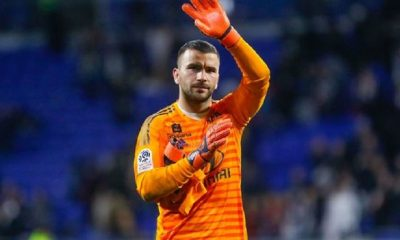 Mercato - Le PSG s'intéresse à Anthony Lopes, selon France Football