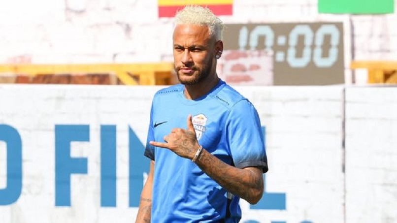 Mercato - Le Real Madrid propose 40 millions d'euros par saison à Neymar, selon Sport