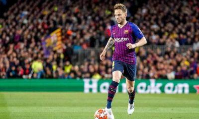 Mercato - Rakitic n'a toujours pas envie de quitter le Barça, explique RMC Sport