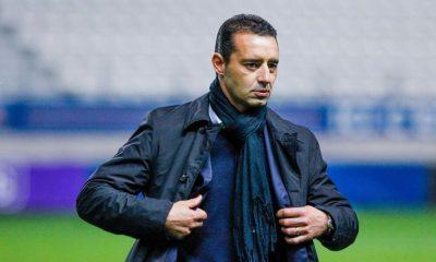 """Olivier Echouafni aborde cette saison avec """"beaucoup d'envie et de determination!"""""""