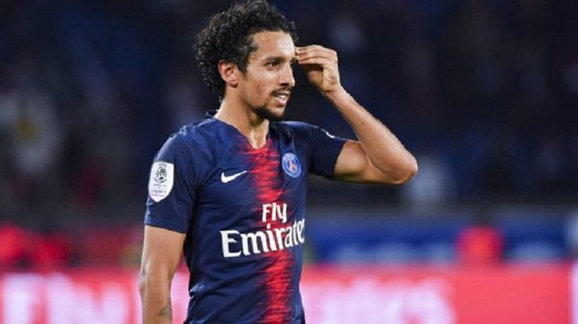 PSG/Rennes - Marquinhos pourrait être titulaire au milieu, selon RMC Sport