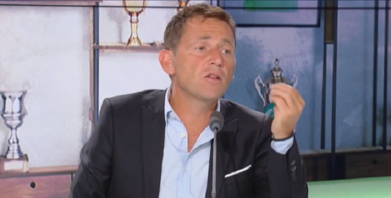 """Riolo """"Le départ de Neymar, que les mecs au PSG n'imaginent même pas que cela puisse servir comme la moitié d'une excuse."""""""