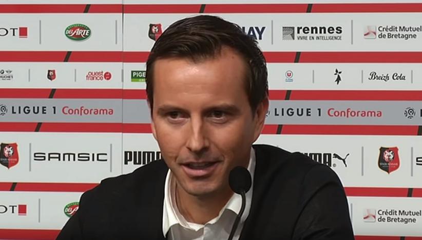 PSG/Rennes - Stéphan «Le PSG est ultra favori&On va faire le meilleur match possible et rendre la copie la plus propre.»