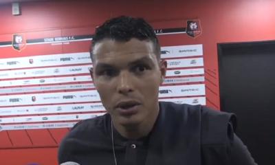 """Thiago Silva """"Bien sûr qu'il y a le classique avec Marseille mais à mon avis, c'est Lyon qu'il faut battre."""""""