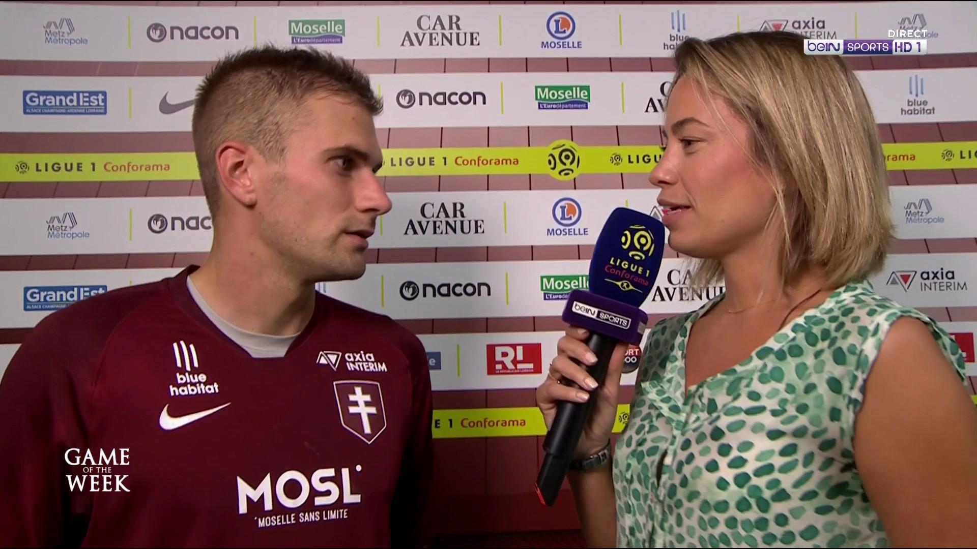 Metz/PSG - Paris s'impose sans forcer face au FC Metz, Thomas Delaine a des regrets...