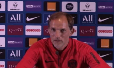 PSG/Nîmes - Tuchel en conf : mentalité, Areola, Mbappé, Cavani, Sarabia et Leonardo