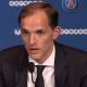 """PSG/Rennes - Tuchel """"On a eu des soucis lors des six premières minutes et après, c'était très bien."""""""