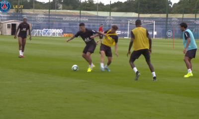 PSG/Nîmes - Suivez le début de l'entraînement des Parisiens ce samedi à 10h30