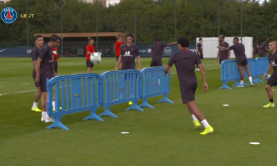 Rennes/PSG - Suivez le début de l'entraînement des Parisiens ce samedi à 10h30