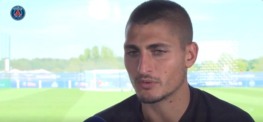 PSG/Toulouse - Verratti évoque le travail, Marquinhos, son rôle et Gueye