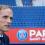 PSG/Toulouse – Disponibilités et équipe possible du club de la capitale