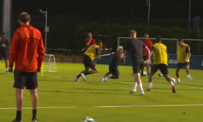 PSG/Rennes - Suivez le début de l'entraînement des Parisiens ce vendredi à 12h