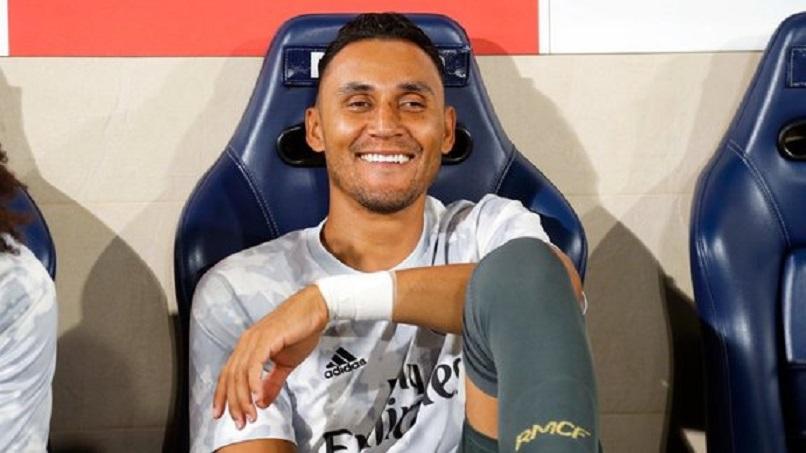 PSG/Strasbourg - Navas «Je voudrais remercier les supporters&je suis content d'avoir gagné»