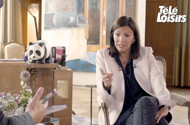 Anne Hidalgo met la pression à Neymar «va falloir que tu nous aides à gagner»