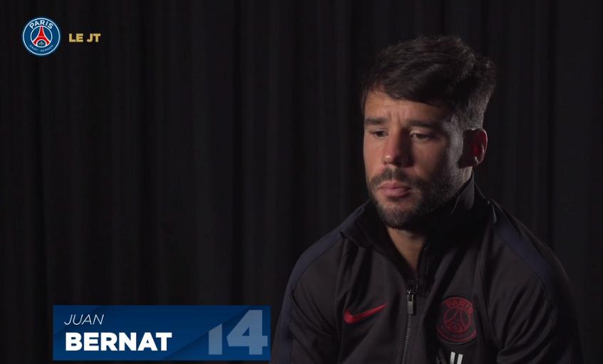 """OL/PSG - Bernat """"Ce sera difficile...Ils font toujours de grands matchs contre nous"""""""