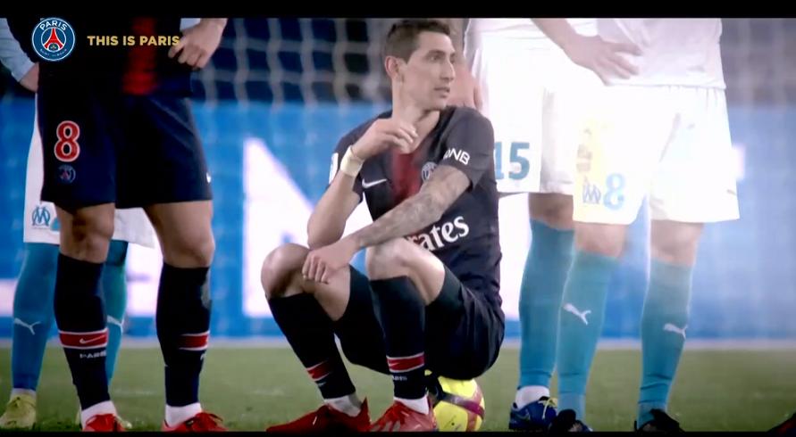 Les images du PSG ce dimanche : retrouvailles, sélections et Di Maria
