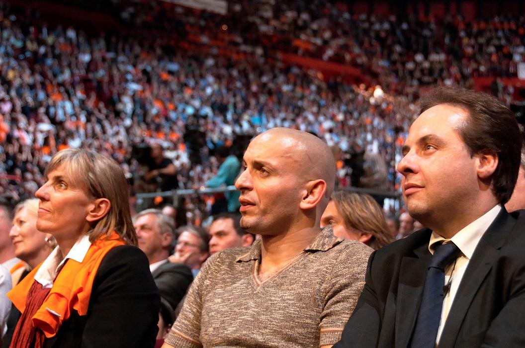 """Djamel Bouras """"est annoncé comme le futur-vice président de l'entité PSG"""", annonce David Douillet"""