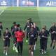 PSG/Reims - Mbappé et Sarabia présent à l'entraînements collectif ce mardi, Cavani, Draxler, Kehrer et Dagba absents
