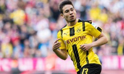 Mercato - Le Borussia Dortmund annonce un accord avec Guerreiro, ciblé par le PSG cet été, pour une prolongation