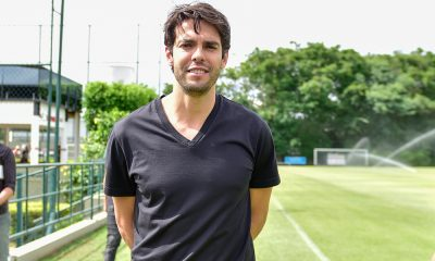 """Kaká: """"C'est bien pour Neymar de rester au PSG"""""""
