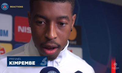 """PSG/Real Madrid - Kimpembe """"Faire un grand match nous tenait à cœur"""""""