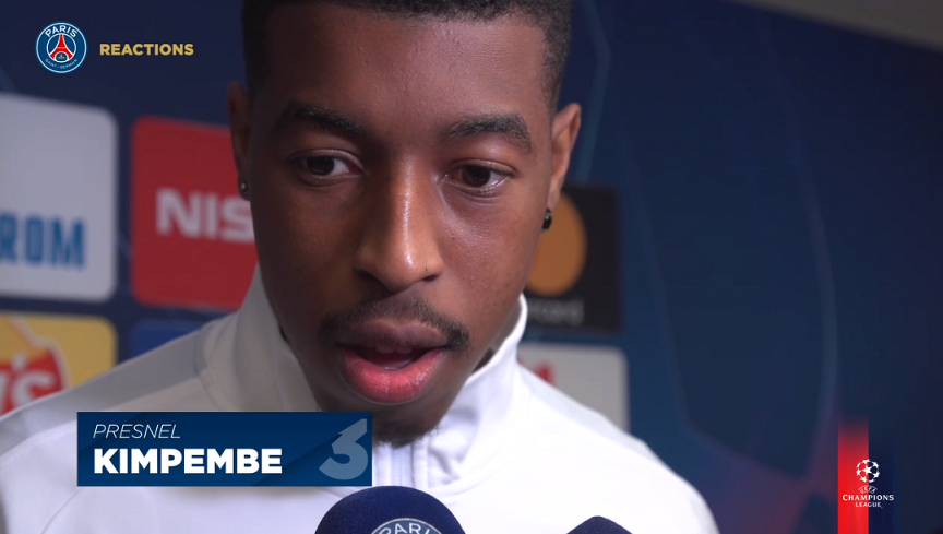PSG/Real Madrid - Kimpembe « Faire un grand match nous tenait à coeur »