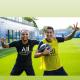 Les images du PSG ce lundi : victoires, entraînement et famille