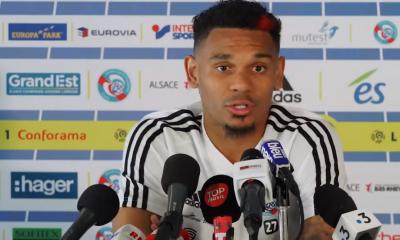 """PSG/Strasbourg - Lala """"Ne rien laisser passer et se battre sur chaque ballon."""""""